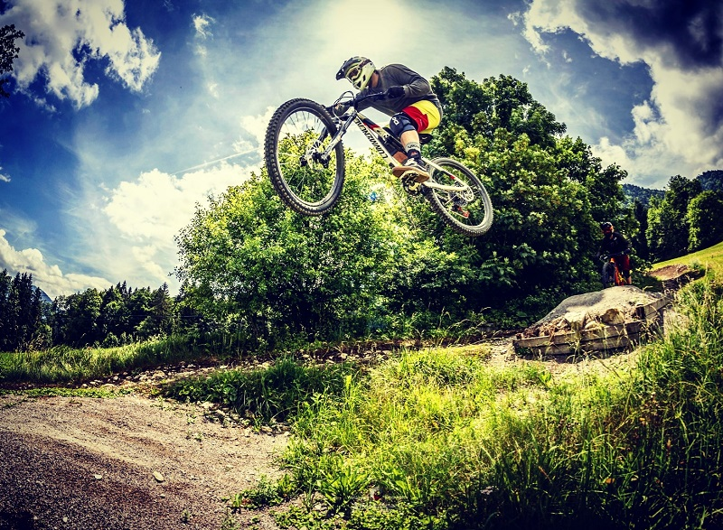 DownDaHill / Big Ball / SlopeStyle